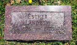 Sarah Esther <I>Thumb</I> Landrum