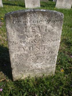 Levi Yost