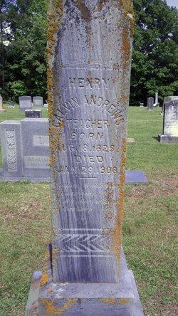 Henry Calvin Andrews
