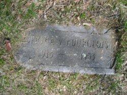 Bertha V. Bourgeois