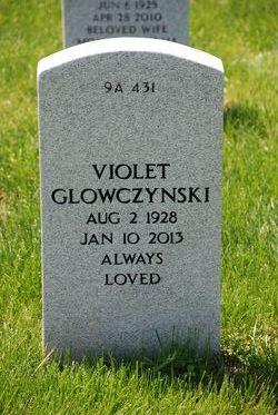 Violet Glowczynski