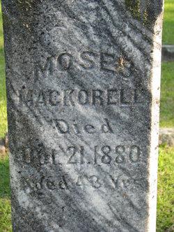 Moses MacKorell