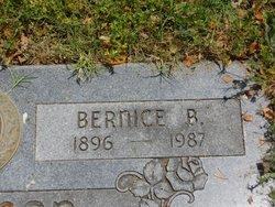 Bernice B Sorenson