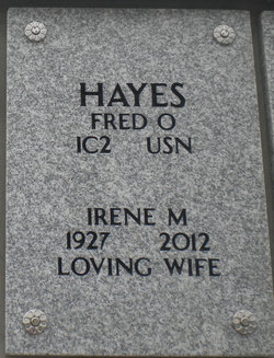 Irene Myrtle Hayes