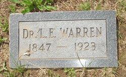 Dr Leonard Elbridge Warren