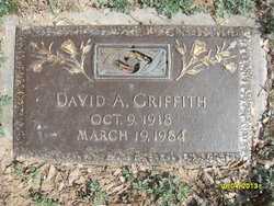 "David A ""Pat"" Griffith"