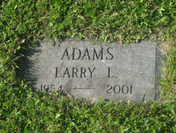 "Lawrence L. ""Larry"" Adams"