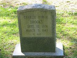Charlie Homer Brooks
