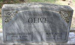 David Littleton Olive