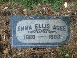 Emma Ellis Agee