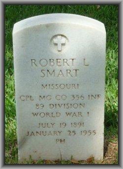 Robert L Smart