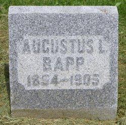 Augustus L Bapp