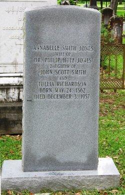 Annabelle <I>Smith</I> Jones