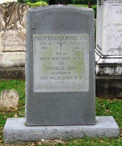 Philip Harold Jones