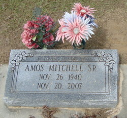 looking for ancestors of amos mitchell