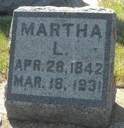 Martha <I>Loe</I> Jensen