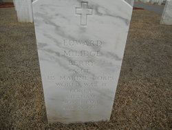 Edward Milidge Berry