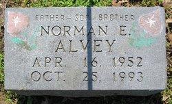 Norman Eugene Alvey