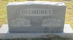 "Thomas David ""Tom Day"" Dismukes"