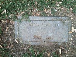 Harry A. Abbott