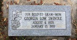 Georgia Alice <I>Low</I> Swindle
