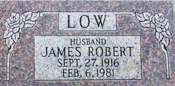 "James Robert ""Bob"" Low"