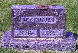 Marie <I>Husen</I> Beckmann