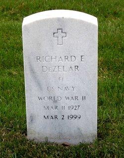 Richard E Dezelar
