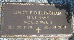 "Lindy F ""Buck"" Dillingham"