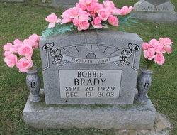 Bobbie Lee <I>Flatt</I> Brady