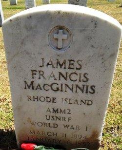 James Francis MacGinnis