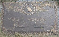 Mae L Adamson