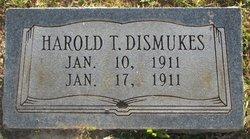 Harold T Dismukes
