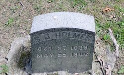 S J Holmes