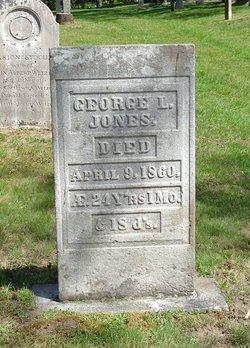 George L Jones