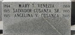 Salvador Cusanza, Sr