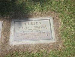 Mabel V <I>Erickson</I> Nilsson