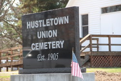 Hustletown Union Cemetery