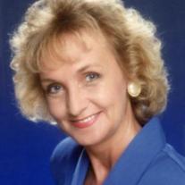 """Elizabeth Mae """"Betty"""" Burgess"""