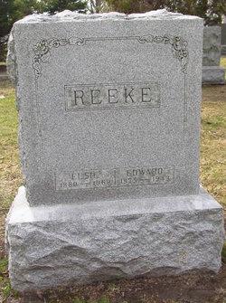 Edward L Reeke