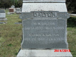 Sarah A. <I>Price</I> Dalton