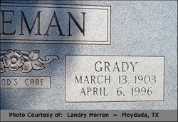 Grady L Freeman