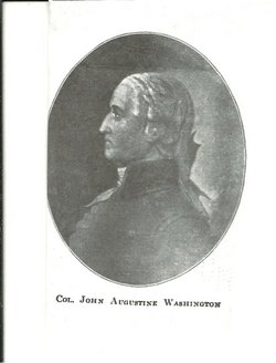Col John Augustine Washington