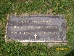 Ann <I>Yunaska</I> Hrivnak