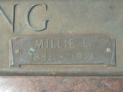 Millie Lillie <I>Lackey</I> King