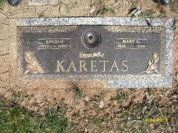 Angelo H Karetas