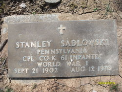 Stanley Sadlowski
