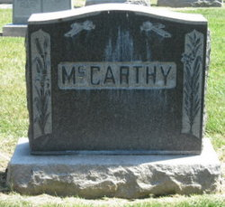 Catherine E <I>McCarthy</I> Stevens