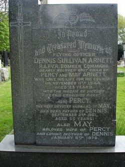 FO Dennis Sullivan Arnett