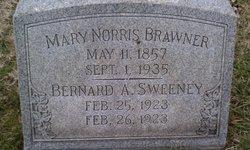 Mary Norris <I>Collingsworth</I> Brawner